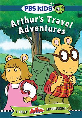ARTHUR'S TRAVEL ADVENTURES BY ARTHUR (DVD)
